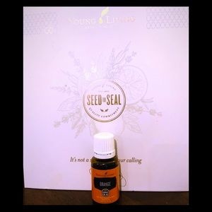 Young Living Essential Oil - Orange 15ml